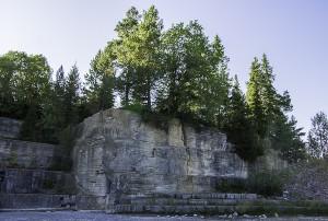 Marieby stenbrott
