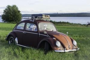 Härlig Volkswagen