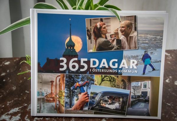365 dagar i Östersunds kommun