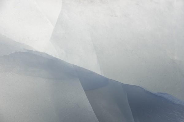 Is från Storsjön