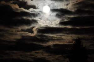 Fullmåne långfredag